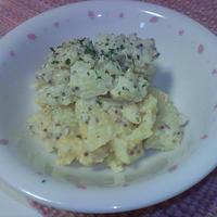 カスピ海ヨーグルトのポテトサラダ