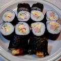 2種類の巻き寿司 by みなづきさん