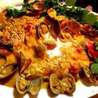 真鯛とイトヨリのトマトココナッツカレーはバカウマ!