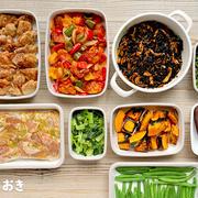 90分で9品。週末作り置き・常備菜レポート(2019/2/10)
