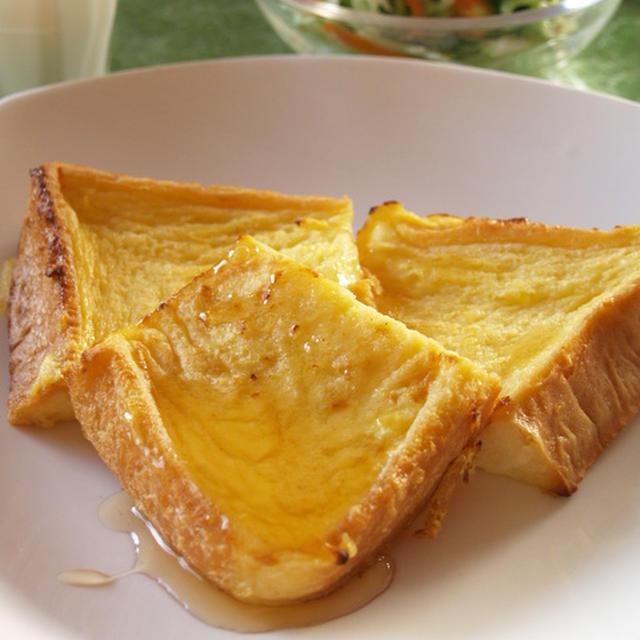 簡単フレンチトースト