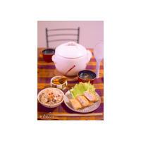 ✴️土鍋で鯛めし✴️