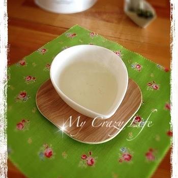 離乳食【野菜のスープ】
