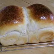 冬の天然酵母パン