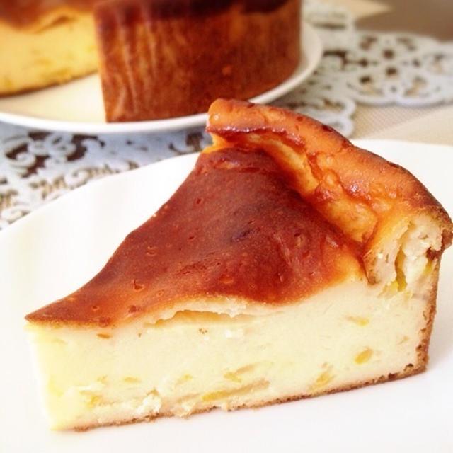 【レシピ】手作り柚子茶と水切りなし★油なし★濃厚ヨーグルトケーキ♡