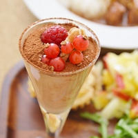 ゼラチン不用!ボイラー不用!のチョコレートムースレシピ。