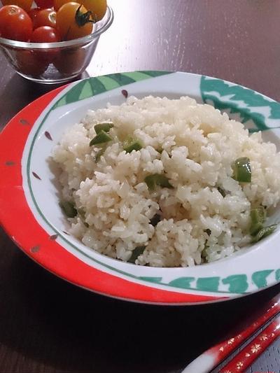 追記☆カレーの香りで!クミンの塩チャーハン #焼き飯 #お昼ご飯 #スパイス #GABAN