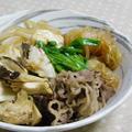 松茸のすき煮 by Amaneさん