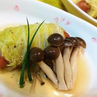【レシピ】簡単★お手軽★ロール白菜・第2弾【ウインナーのロール白菜】