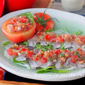 旬の魚を美味しく食べよう!簡単「アジのカルパッチョ」レシピ集