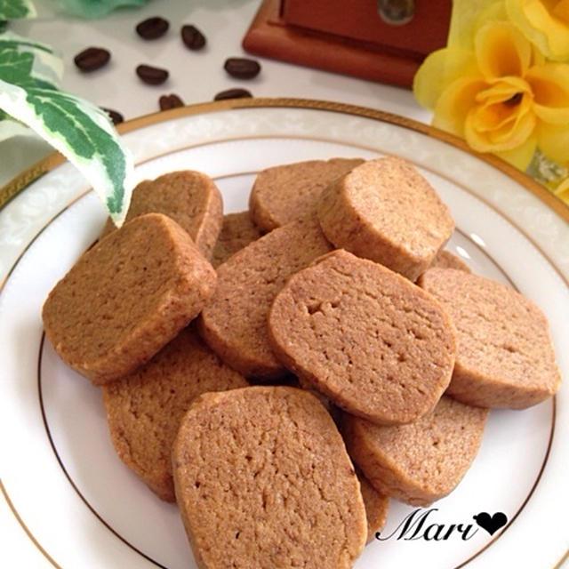 【決定版】珈琲好きの♩自慢の♡濃‼︎珈琲クッキー