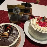 +今更のクリスマスケーキ2016+