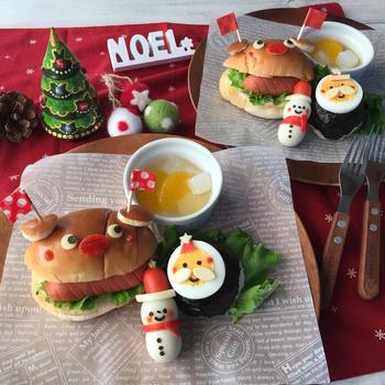 親子クリスマス料理教室☆開催