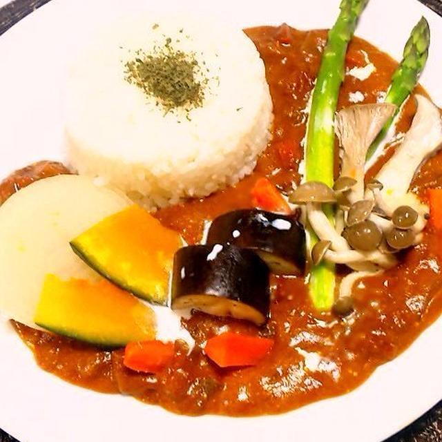 ☆野菜た~っぷり☆ヘルシーうま味カレー☆