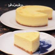とろけるニューヨークチーズケーキ