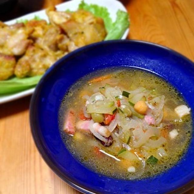☆具だくさんスープ