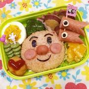 幼稚園弁当☆ アンパンマン弁当