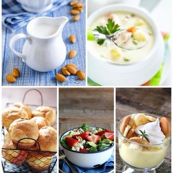 おうちごはんの料理教室*4月アーモンドミルク&ライスミルク活用レッスン