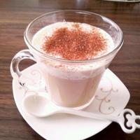 パンビュッフェ&ショコラミルクティーでお茶会