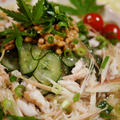 【納豆と焼き鯵の素麺】で食欲モリモリ!! 元気に過ごせる夏になります♪ by あきさん