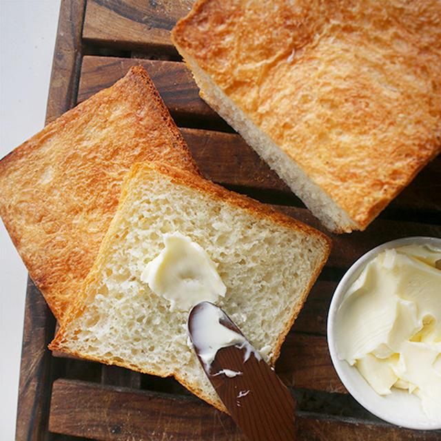 ⭐️基本の角型食パンご紹介してます。