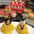 *ひな祭り☆イタリアンお花寿司とのんのんちゃんのポテサラおひな様* by 清水えりさん