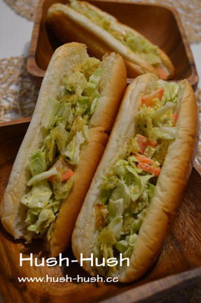 ♪休日ブランチに♪横須賀名物★ポテチパンの作り方★