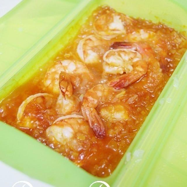 【簡単に出来ちゃう美味しい中華料理  海老チリ】