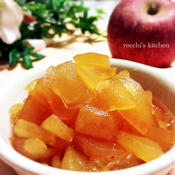 アップル煮