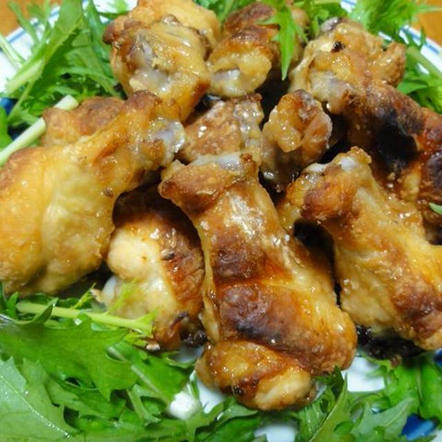 【業務スーパー】焼肉のタレで簡単グリルチキン♪