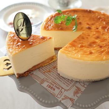 とろける♫半熟チーズケーキ