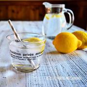 【熱中症対策】手作り経口補水液  *ミックスベリーアイスティーとお気に入りのクッキーと。