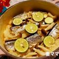 だしで美味・サンマご飯♪ Saury Rice by 妻ママみかんさん