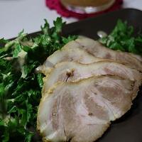最後のエゴマ豚焼豚入りお弁当