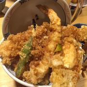 天丼まきの 京都寺町