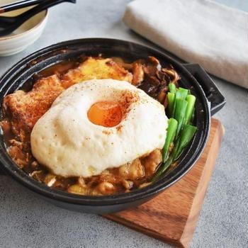 【レシピ】揚げだし豆腐のふわふわ麻婆鍋・・・料理王のレシピ