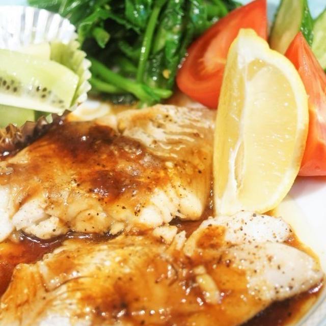 ■簡単5分!晩ご飯のおかず【真鱈の照り焼き】絶品!!です♪