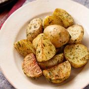 新じゃがdeのり塩バターポテト【#作り置き #食材ひとつ #大量消費 #やみつき #おやつ #おつまみ #副菜】