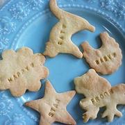 基本の型抜きクッキー生地レシピ