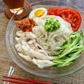 そうめんの簡単冷麺 by Y'sさん