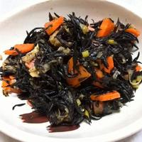 生秋刀魚の塩焼き、追いがつおでひじき煮
