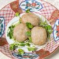【レシピ】人気や才能運アップ、根気をつける!エビと里芋の揚げ団子