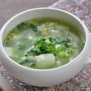 たった5分でできる!野菜不足解消スープ
