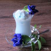 ブルー ジンジャーミルク