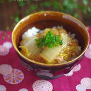 あるものでぱぱっと!ツナ×野菜の丼レシピ
