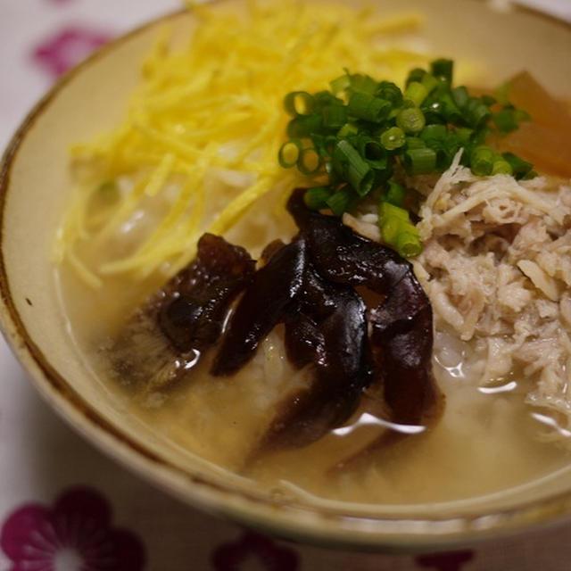 チキンの缶詰で鹿児島県の風土料理鶏飯(けいはん)