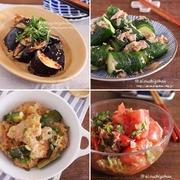 インスタで人気♡我が家の夏野菜レシピベスト4♡