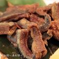 サンマの名古屋手羽先風から揚げと、鶏軟骨のカレーから揚げ。