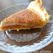 ゆるメレンゲのレモンパイ