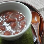 金時豆のお汁粉 by モンブランさん